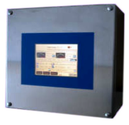 ELECTRICAL CABINET FOR THERMOREGULATION WITH PLC TOUCH SCREEN 5""