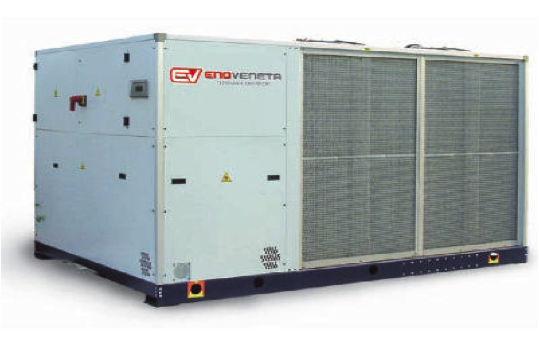ER SERIES AIR-COOLED REFRIGERATING UNITS