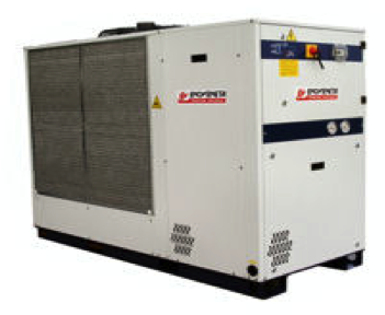 """T-PC"" SERIES AIR-COOLED REFRIGERATING  UNITS - WITH HEAT PUMP"